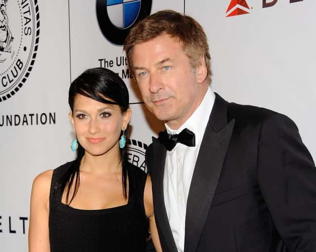 Alec Baldwin is listed (or ranked) 17 on the list 48 Famous Couples with Huge Age Differences