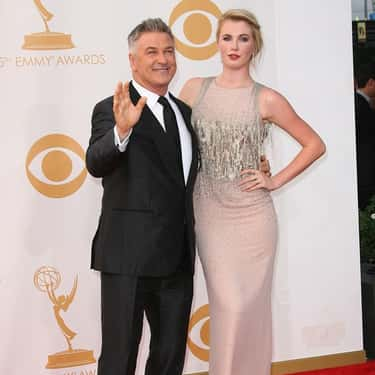 Alec Baldwin is listed (or ranked) 2 on the list 32 Actors Who Have Taken Family Members to Award Shows