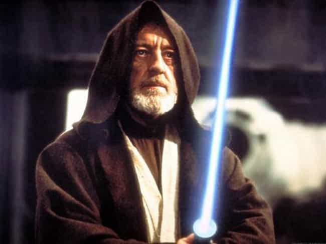 Alec Guinness is listed (or ranked) 4 on the list 15 Actors Who Hate Why They're Famous