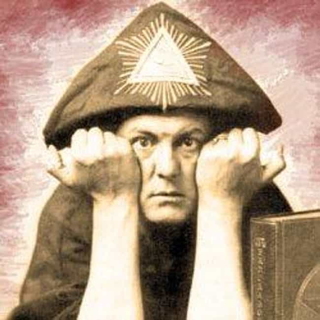 Aleister Crowley is listed (or ranked) 2 on the list The Most Historically Important Perverts Of All Time