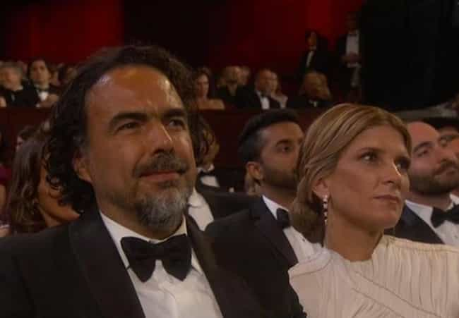 Alejandro González Iñárritu is listed (or ranked) 1 on the list 25 People Who Were NOT Happy at the 2016 Oscars