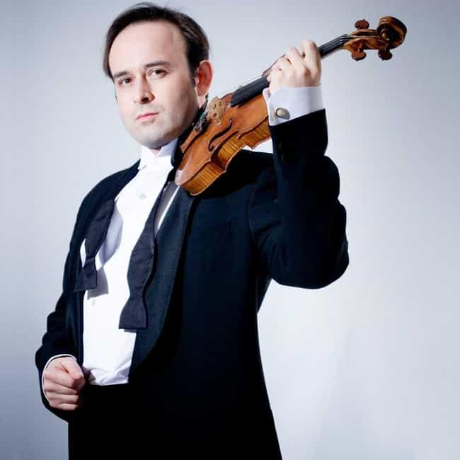 Aleksey Igudesman is listed (or ranked) 1 on the list Famous Violinists from Austria