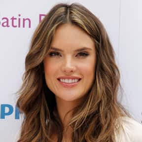 Alessandra Ambrosio is listed (or ranked) 4 on the list The Most Beautiful Latina Celebrities