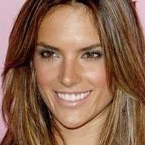 Alessandra Ambrosio is listed (or ranked) 17 on the list Who Should Be in the 2012 Maxim Hot 100?