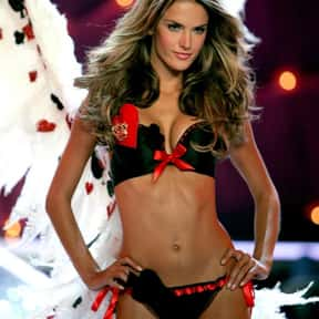 Alessandra Ambrosio is listed (or ranked) 11 on the list Victoria's Secret's Most Stunning Models, Ranked
