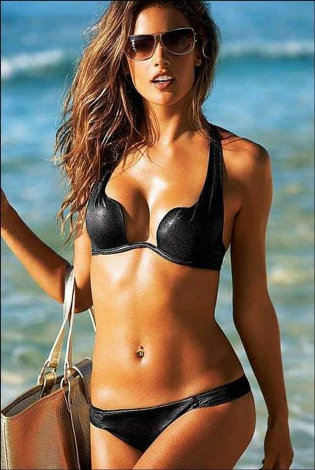 Alessandra Ambrosio is listed (or ranked) 3 on the list The 32 Hottest Women With Body Piercings