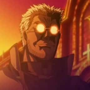 Alexander Anderson is listed (or ranked) 4 on the list List of All Hellsing Characters, Best to Worst