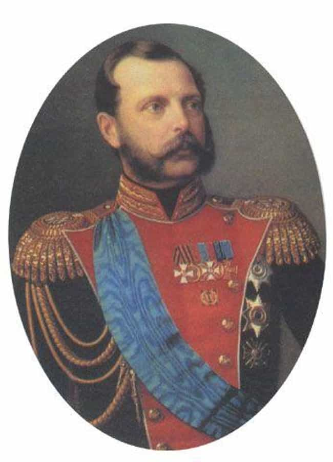 Alexander II of Russia ... is listed (or ranked) 2 on the list The 12 Most Influential Royal Assassinations In World History