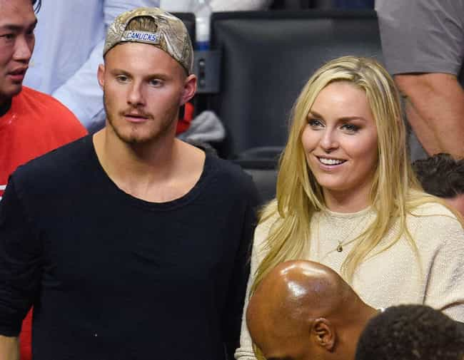 Alexander Ludwig is listed (or ranked) 3 on the list Lindsey Vonn Loves and Hookups