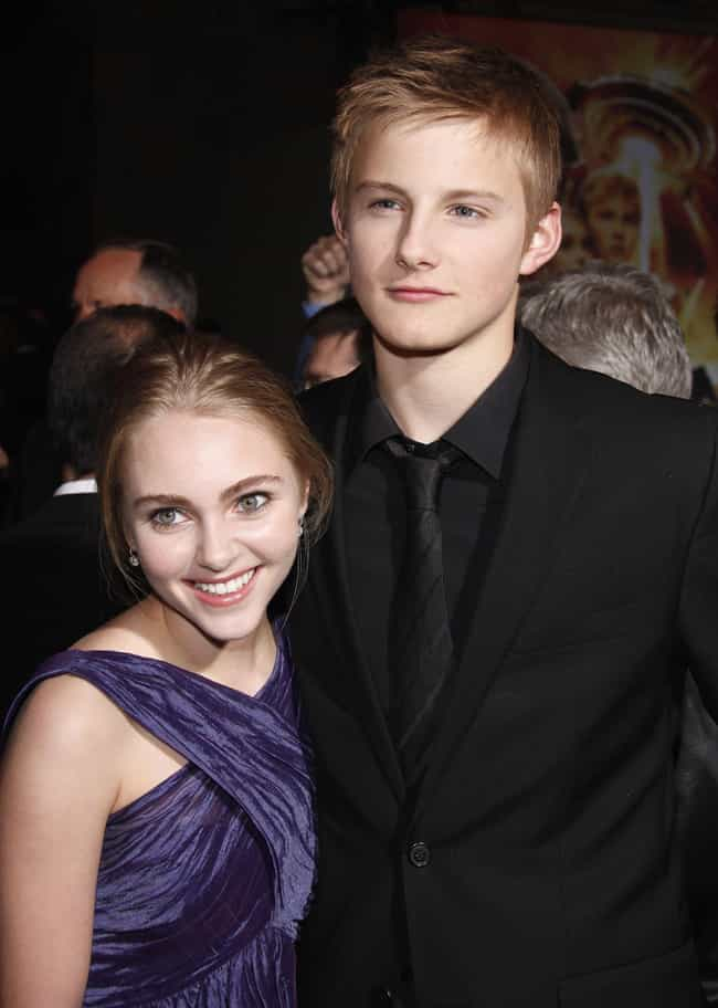 Alexander Ludwig is listed (or ranked) 4 on the list AnnaSophia Robb Loves and Hookups