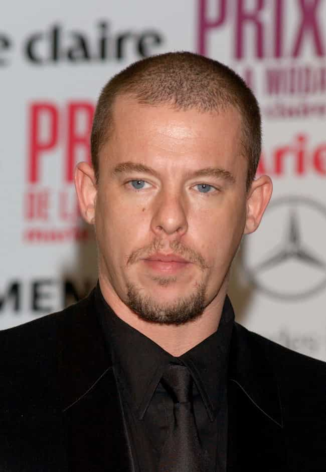 Alexander McQueen is listed (or ranked) 1 on the list Famous People Who Died by Hanging