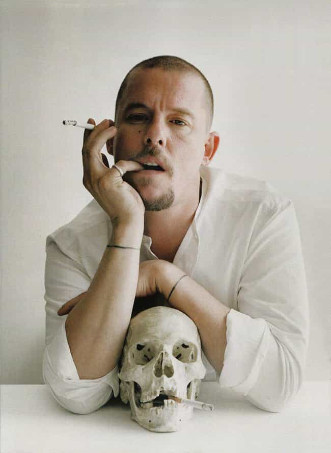 Alexander McQueen is listed (or ranked) 3 on the list The Greatest Gay Icons in Fashion