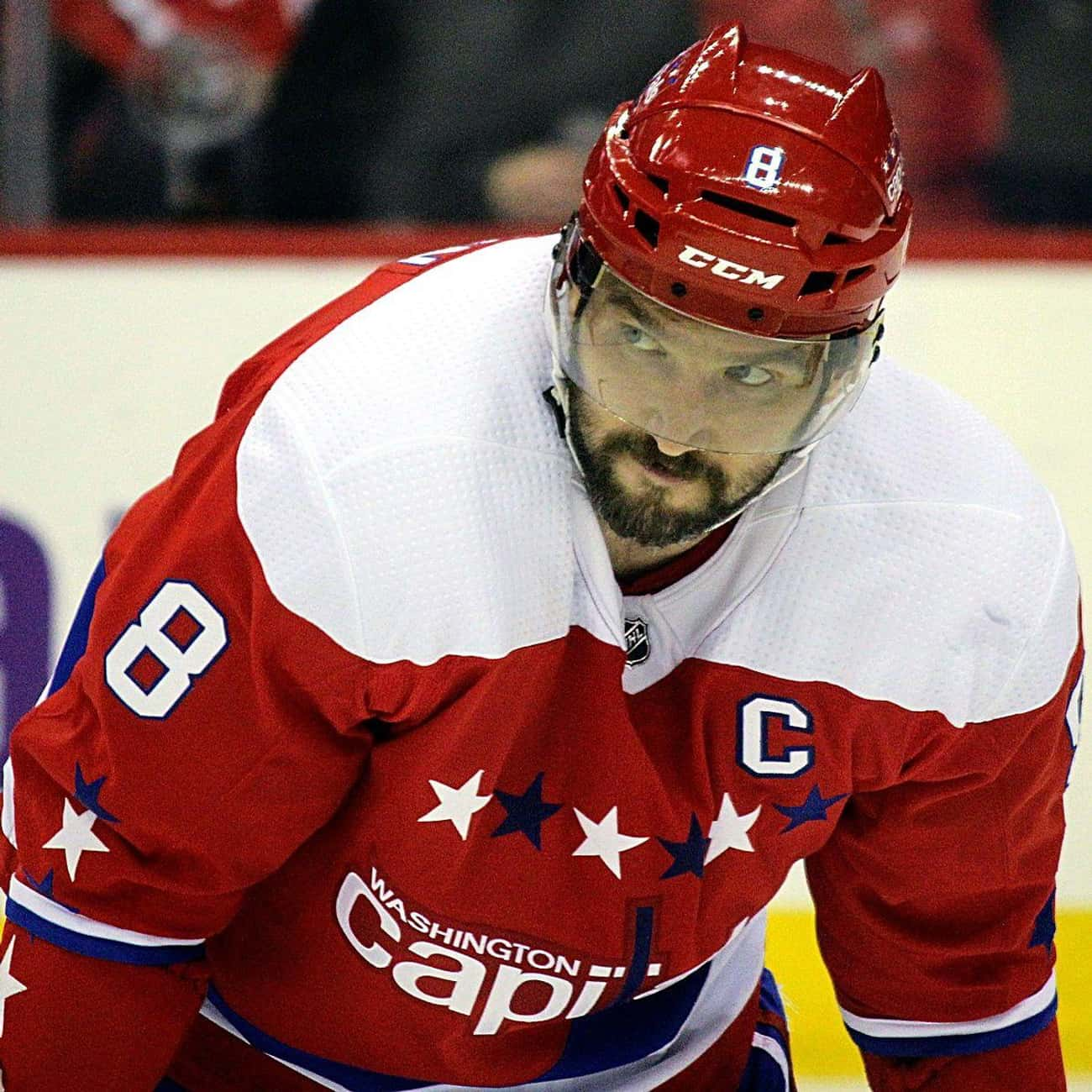 Alexander Ovechkin is listed (or ranked) 2 on the list The Best Athletes Who Wore #8