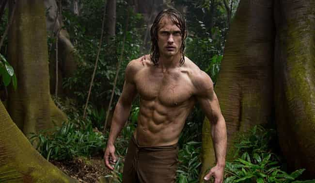 Alexander Skarsgår... is listed (or ranked) 3 on the list The Best Actors Who Played Tarzan