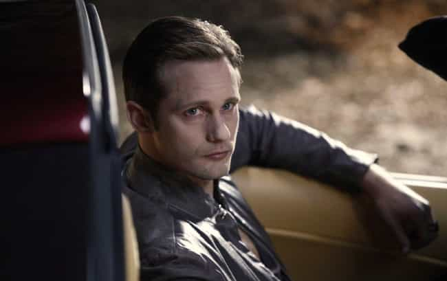 Alexander Skarsgår... is listed (or ranked) 3 on the list The Skarsgård Clan Is Making Horror A Family Business