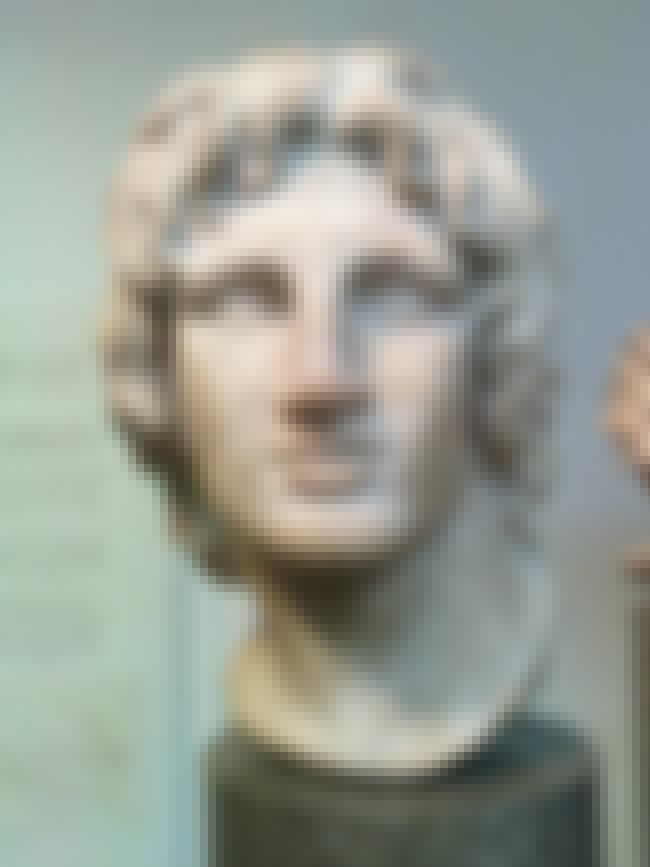 Alexander the Great is listed (or ranked) 5 on the list 52 Famous People with Epilepsy