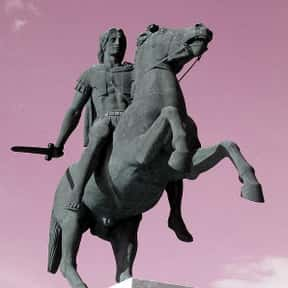 Alexander the Great is listed (or ranked) 14 on the list Famous People Named Alexander