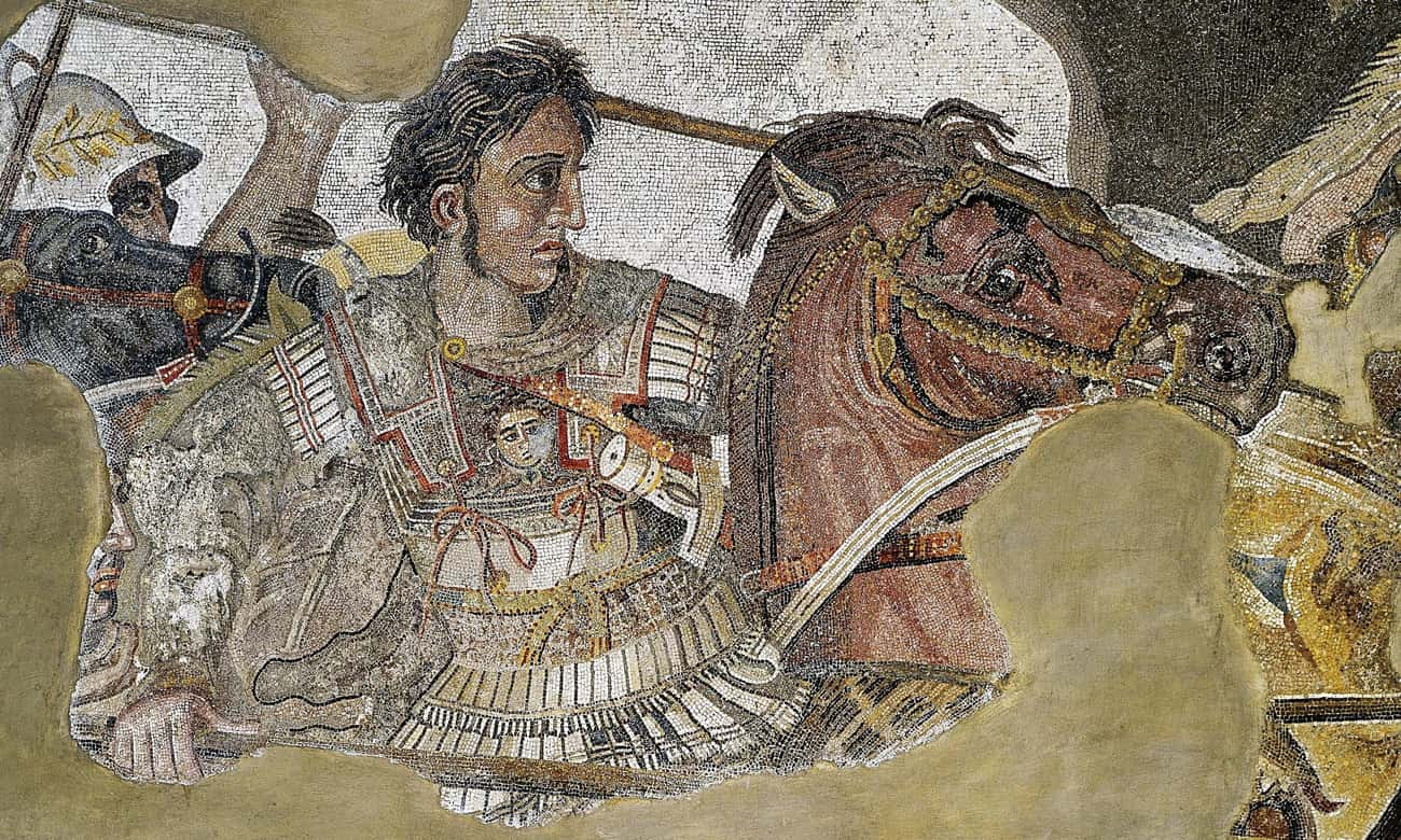 Alexander the Great is listed (or ranked) 1 on the list Historical Leaders Called 'The Great,' Ranked By Greatness