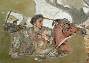 Alexander the Great's Burial L is listed (or ranked) 1 on the list 12 Historical Figures Whose Tombs Have Not Been Found