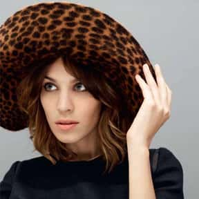 Alexa Chung is listed (or ranked) 8 on the list List of Famous Editors