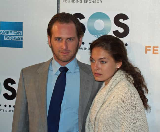 Alexa Davalos is listed (or ranked) 4 on the list Women Who Josh Lucas Has Dated