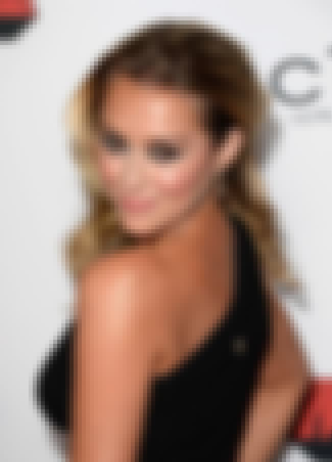Alexa Vega is listed (or ranked) 6 on the list Celebrity Women That I Hope To See More Of In 2013