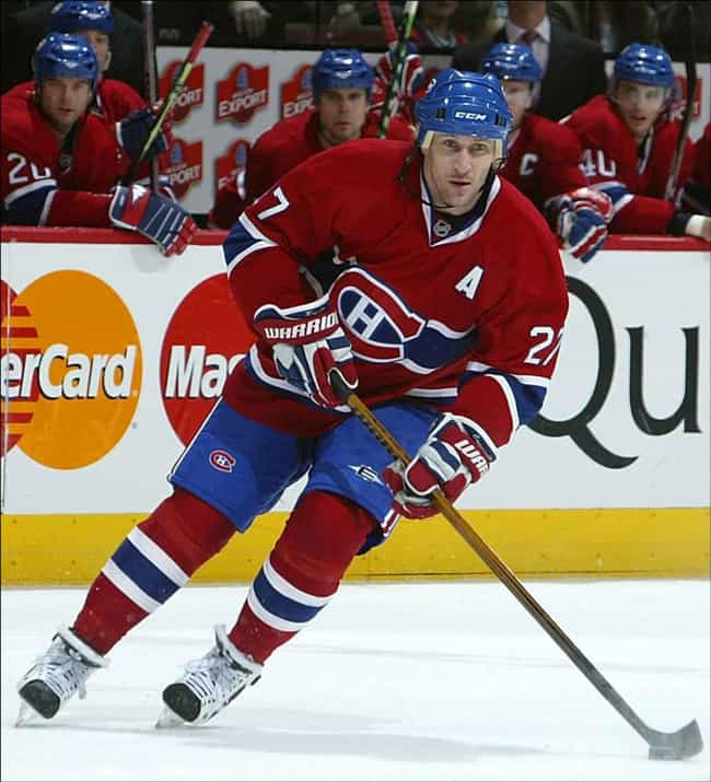Alexei Kovalev is listed (or ranked) 4 on the list 7 Athletes Who Are Pilots