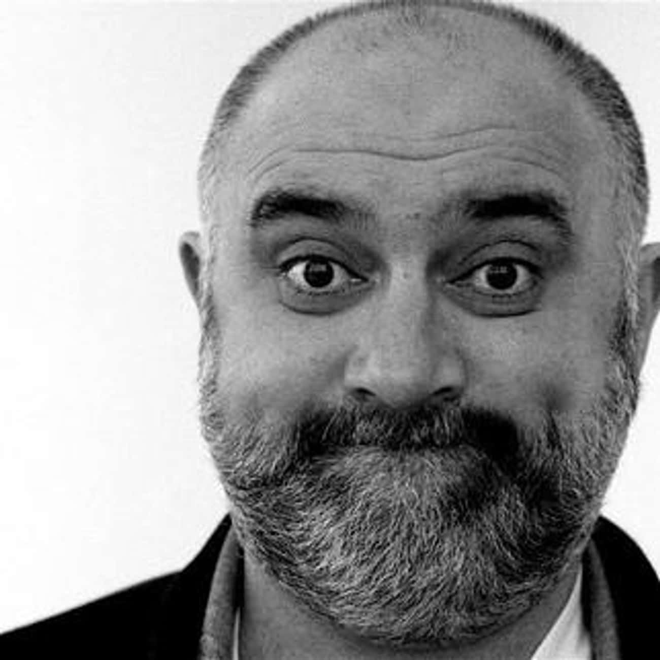 Alexei Sayle is listed (or ranked) 1 on the list Horrible Histories Cast List
