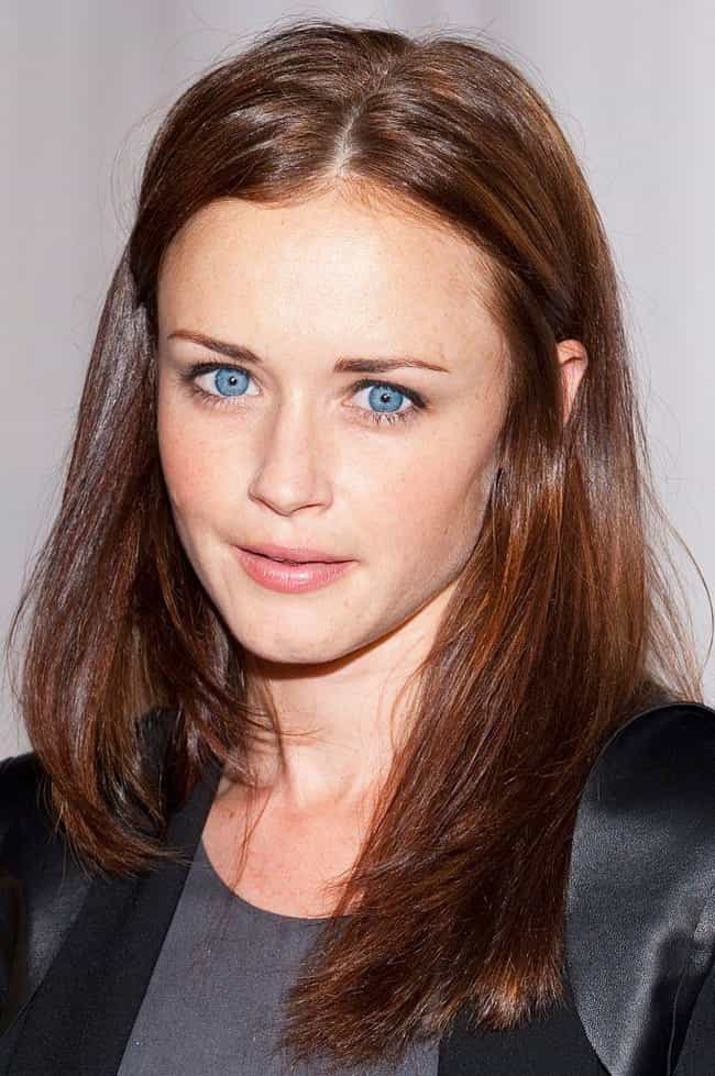 Alexis Bledel is listed (or ranked) 5 on the list Famous Hispanic Actresses