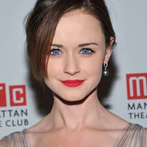 Alexis Bledel is listed (or ranked) 17 on the list List of Famous Film Producers
