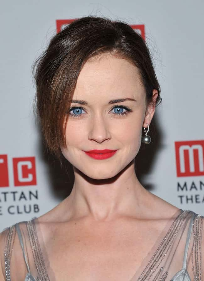 Alexis Bledel is listed (or ranked) 16 on the list The Most Captivating Celebrity Eyes (Women)