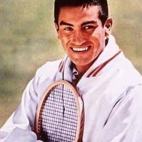 Alex Olmedo is listed (or ranked) 18 on the list The Best Men's Tennis Players of the 1950s