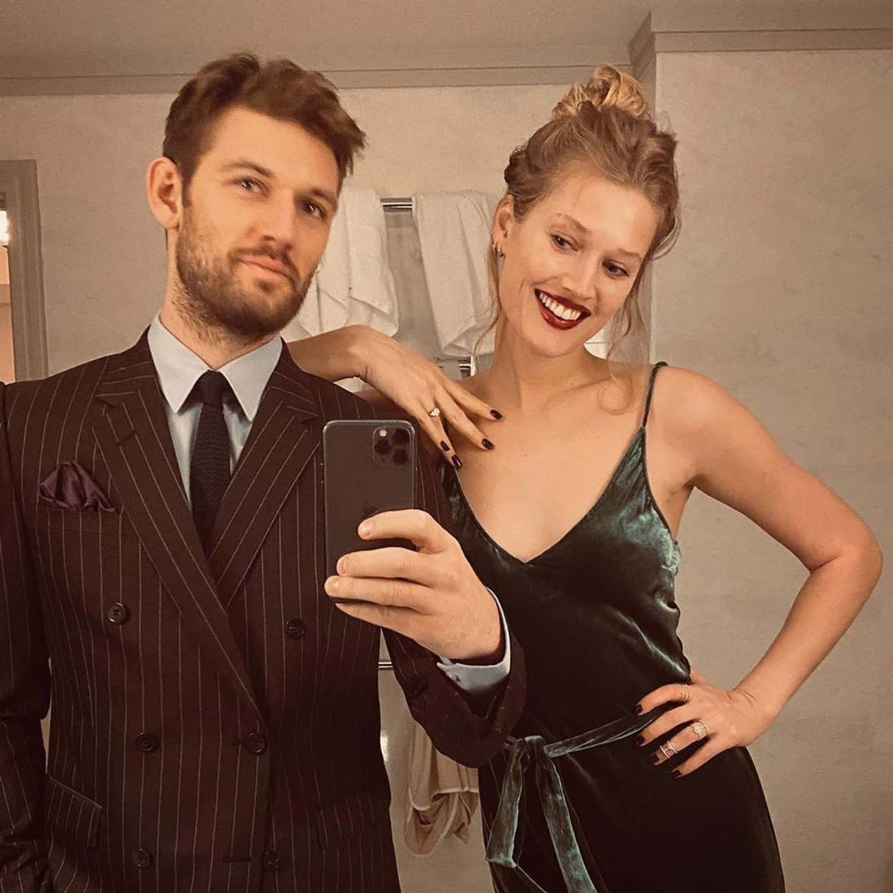 Alex Pettyfer is listed (or ranked) 1 on the list All The Famous Actors Toni Garrn Has Dated