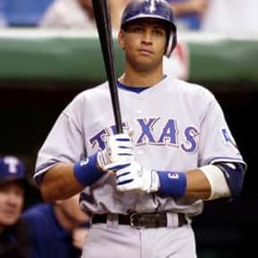 Alex Rodriguez is listed (or ranked) 23 on the list The Best Texas Rangers of All Time