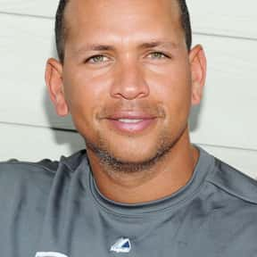 Alex Rodriguez is listed (or ranked) 2 on the list Famous People Named Alexander