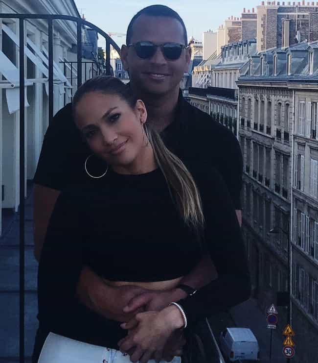 Alex Rodriguez is listed (or ranked) 1 on the list Jennifer Lopez's Loves & Hookups