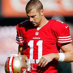 Alex Smith is listed (or ranked) 6 on the list The Best San Francisco 49ers Quarterbacks of All Time