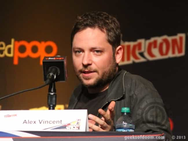 Alex Vincent is listed (or ranked) 2 on the list Famous Full Sail University Alumni