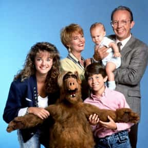 ALF is listed (or ranked) 11 on the list The Best Puppet TV Shows