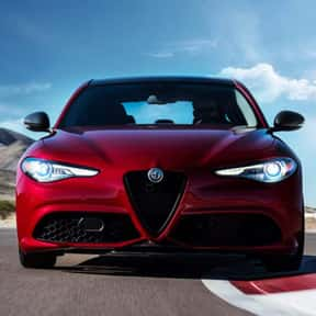 Alfa Romeo Giulia is listed (or ranked) 7 on the list The Best Cars of 2019