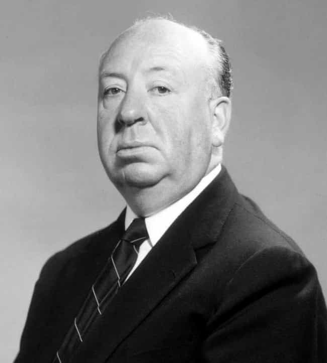Alfred Hitchcock is listed (or ranked) 4 on the list 32 Celebrities Who Have Insane Phobias