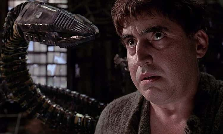 Alfred Molina's Doctor Octopus