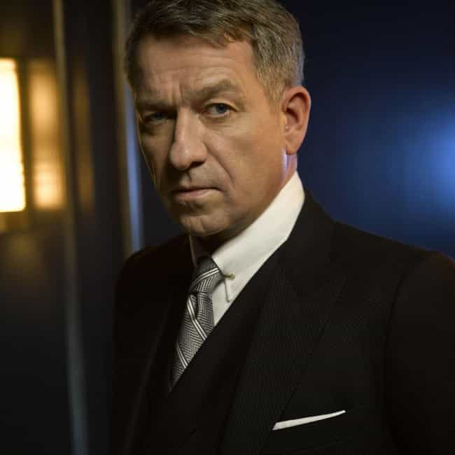 Alfred Pennyworth is listed (or ranked) 3 on the list The Best Characters On 'Gotham'