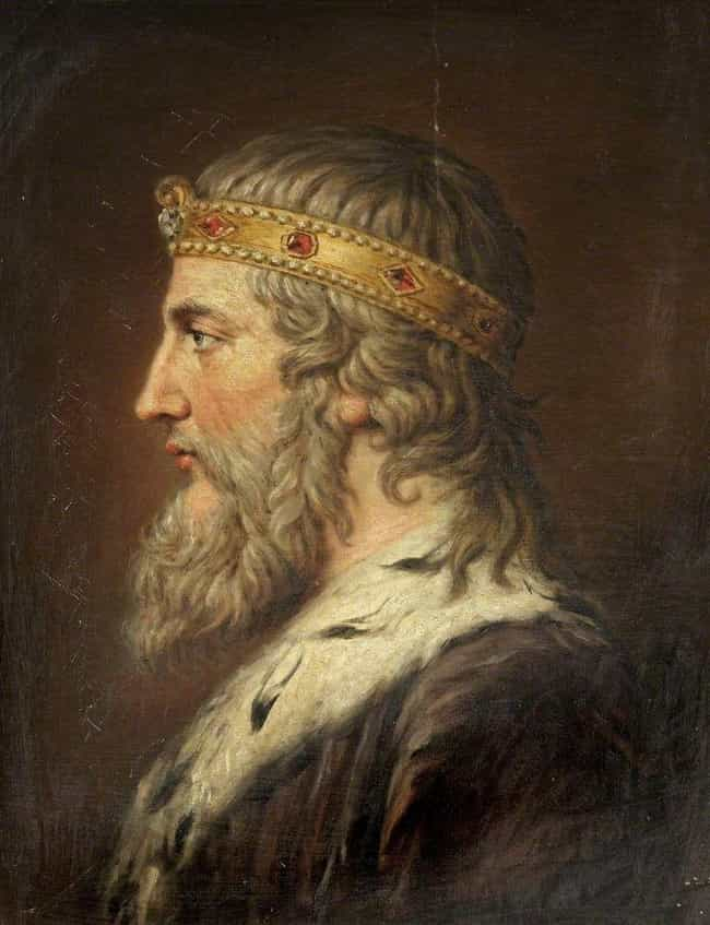 Alfred the Great is listed (or ranked) 4 on the list The Signature Afflictions Suffered By Some Of History's Most Famous Royals
