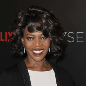 Alfre Woodard is listed (or ranked) 1 on the list The Practice Cast List