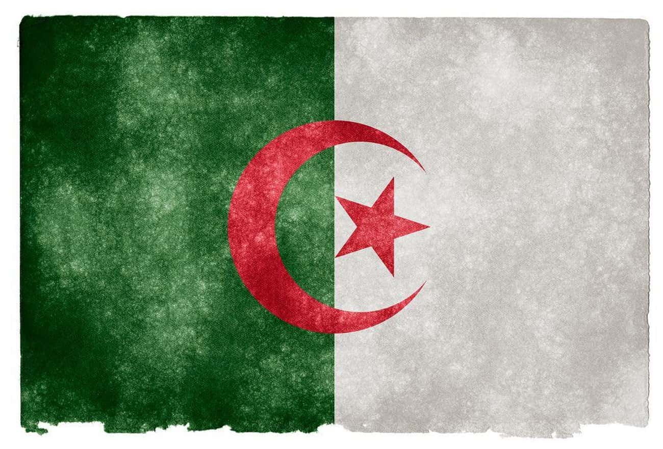 Algeria is listed (or ranked) 1 on the list The Countries In Africa