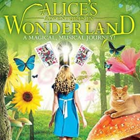 Alice's Adventures in Wonderla is listed (or ranked) 5 on the list The Best Kids & Family Movies On Amazon Prime Video
