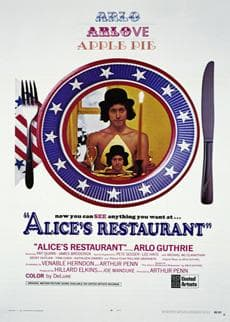 Alice's Restaurant on Random Best Movies About Thanksgiving