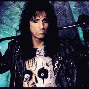Alice Cooper is listed (or ranked) 13 on the list The Greatest Heavy Metal Bands Of All Time
