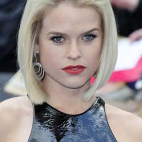 Alice Eve is listed (or ranked) 2 on the list Famous People Named Alice